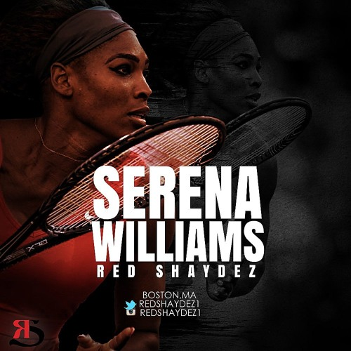 red shaydez Serena Williams